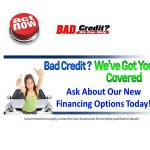 Bad Credit? We Can Help